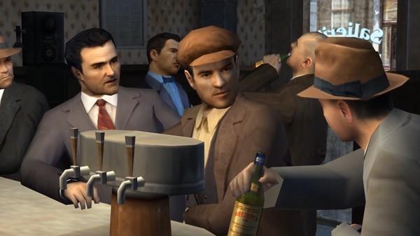 скриншот Mafia 1