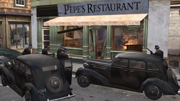 Скриншот №7 к Mafia