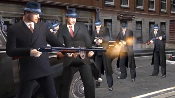 скриншот Mafia 4