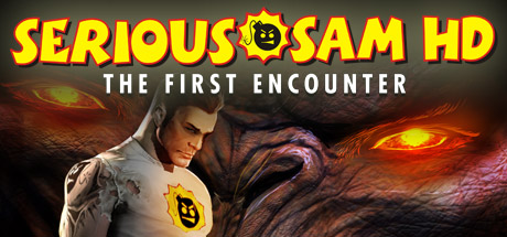 Serious Sam HD: The First Encounter Cover Image