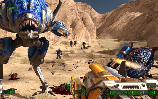 Скриншот №5 к Serious Sam HD The First Encounter