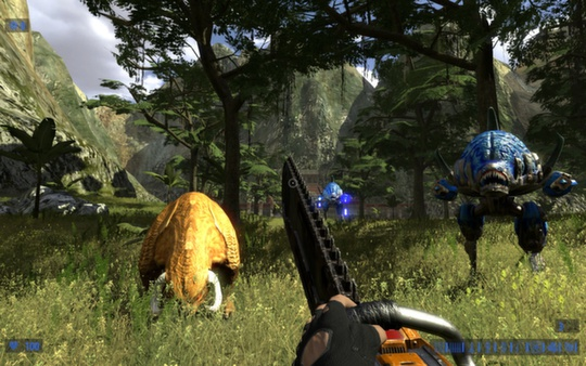 serious sam 2 crack only  games