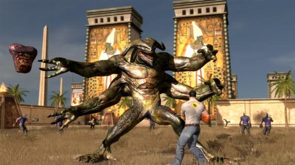 Скриншот №4 к Serious Sam HD The Second Encounter - Legend of the Beast DLC