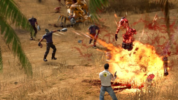 Скриншот №5 к Serious Sam HD The Second Encounter - Legend of the Beast DLC