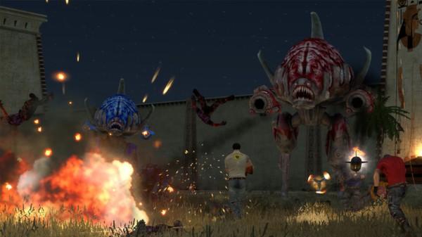 Скриншот №3 к Serious Sam HD The Second Encounter - Legend of the Beast DLC