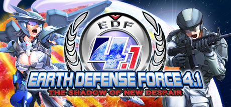 EARTH DEFENSE FORCE 4.1 The Shadow of New Despair Cover Image