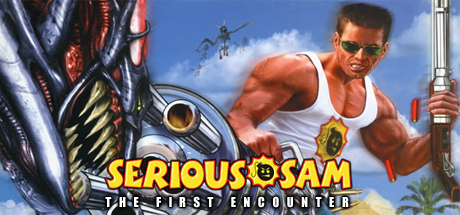 Serious Sam Classic: The First Encounter Cover Image