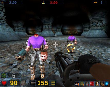Serious Sam: The Second Encounter скриншот