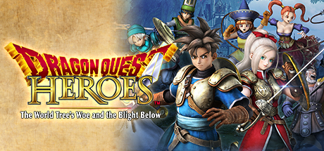 DRAGON QUEST HEROES™ Slime Edition Cover Image