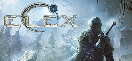 ELEX Cover Image