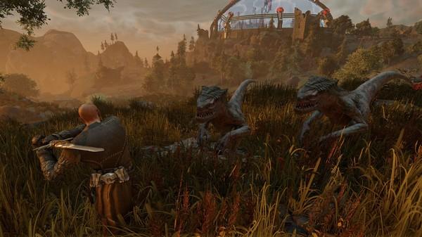 Скриншот №23 к ELEX