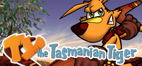 TY the Tasmanian Tiger Cover Image