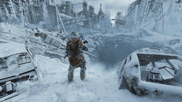 Скриншот №13 к Metro Exodus