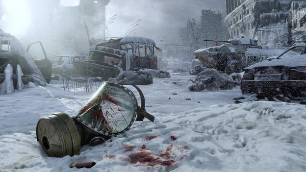 Скриншот №1 к Metro Exodus