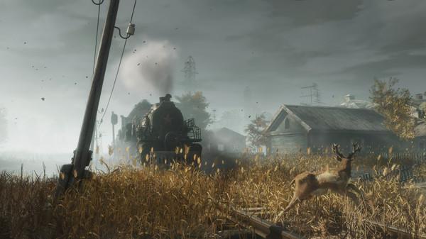 Metro Exodus скриншот