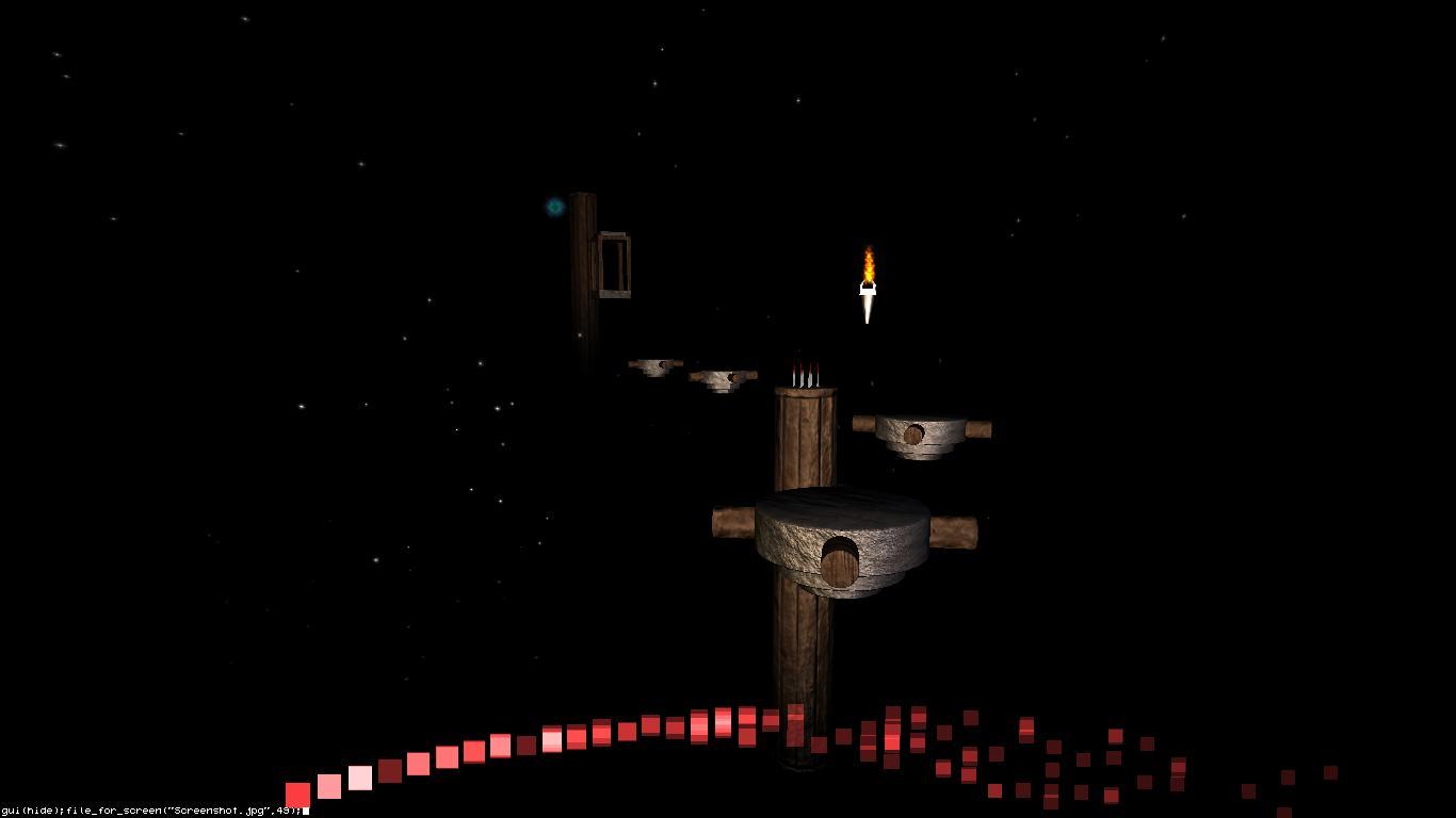 The Dreamlord Screenshot 2