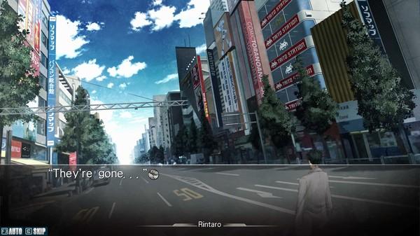 STEINS;GATE (SteinsGate) скриншот