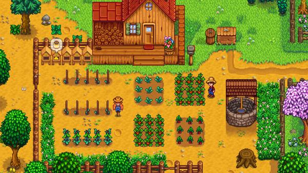 Stardew Valley скриншот