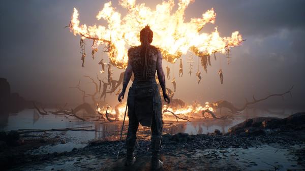Скриншот №4 к Hellblade Senuas Sacrifice