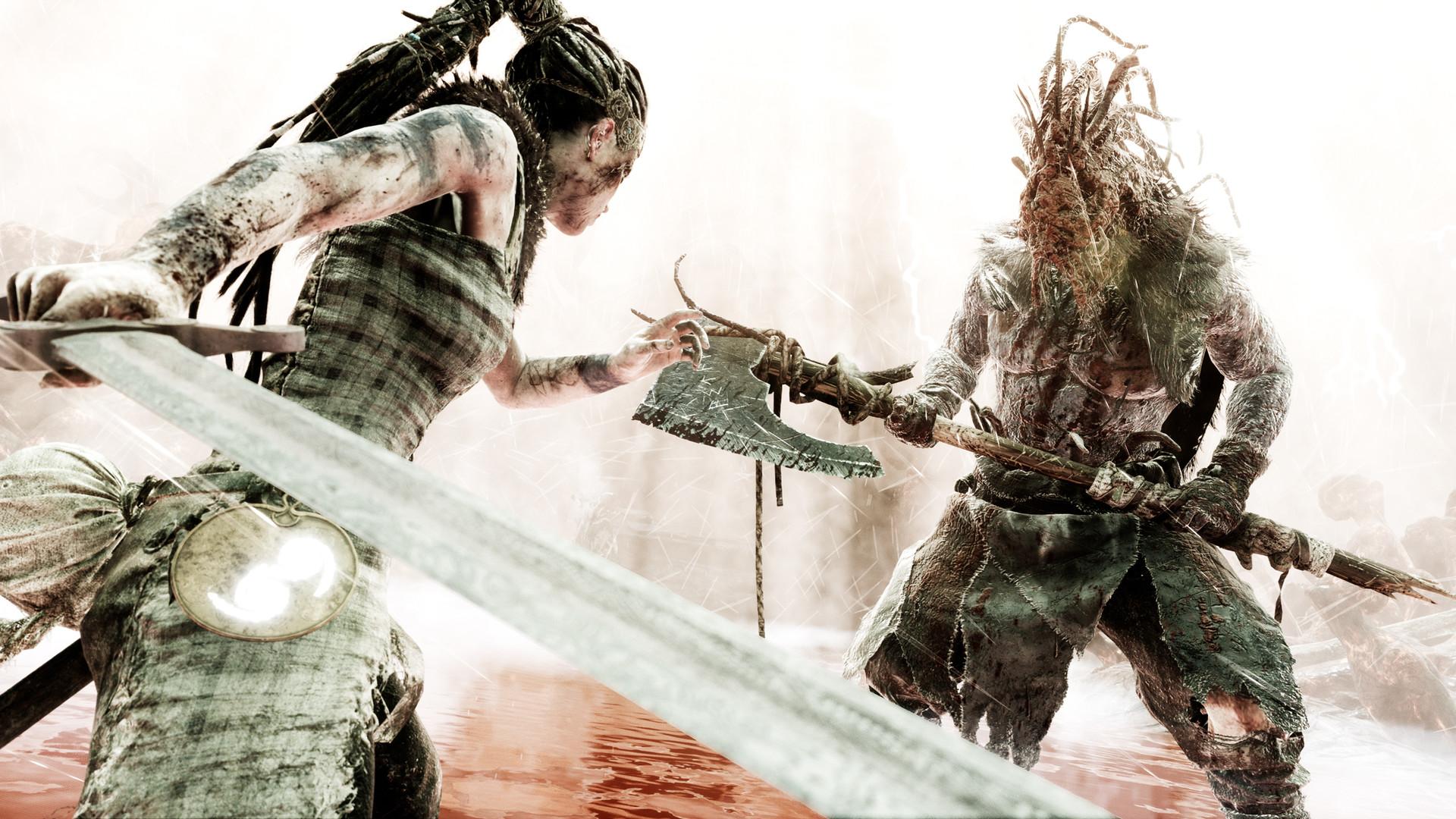 KHAiHOM.com - Hellblade: Senua's Sacrifice