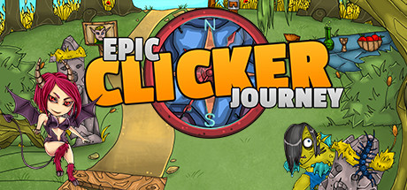 Epic Clicker Journey Cover Image