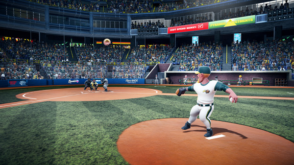 Скриншот №1 к Super Mega Baseball 2