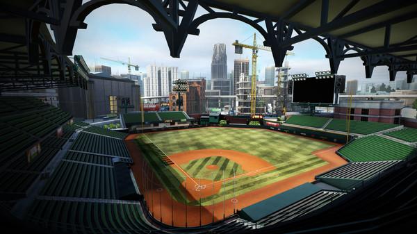 Скриншот №2 к Super Mega Baseball 2