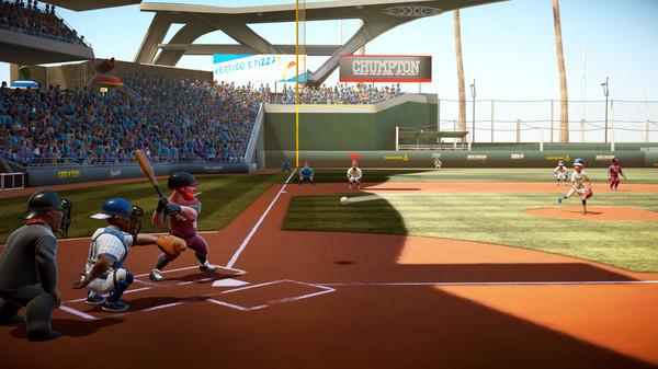 Скриншот №3 к Super Mega Baseball 2