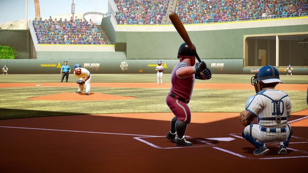 Скриншот №7 к Super Mega Baseball 2