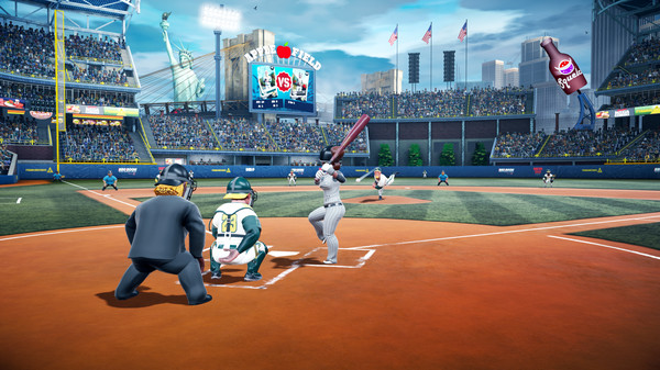 Скриншот №8 к Super Mega Baseball 2
