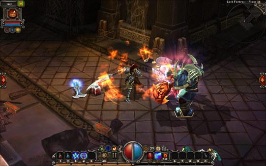 Скриншот №11 к Torchlight