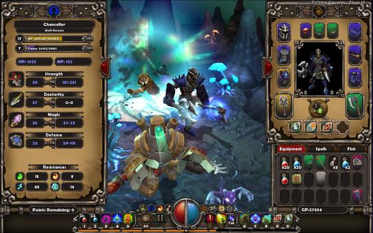 Скриншот №7 к Torchlight
