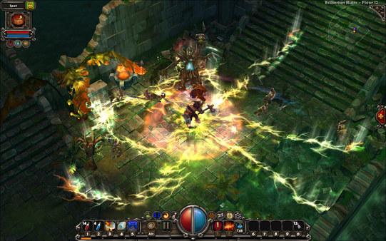Скриншот №3 к Torchlight