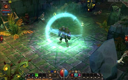 Torchlight скриншот