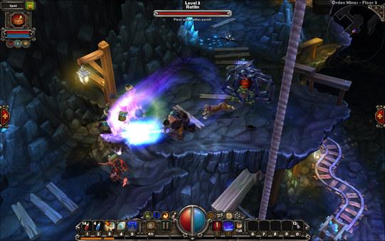 Скриншот №4 к Torchlight