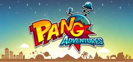 Pang Adventures Cover Image