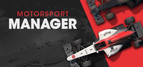 Motorsport Manager Cover Image