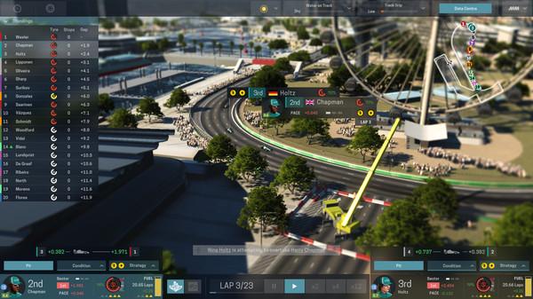 Скриншот №9 к Motorsport Manager
