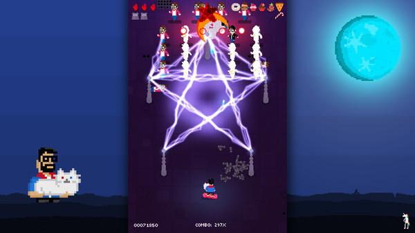 Screenshot of Shooting Stars!