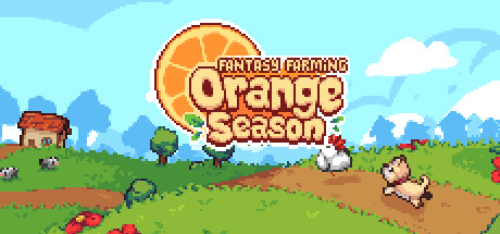 Fantasy Farming: Orange Season Cover Image