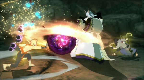 Скриншот №5 к NARUTO SHIPPUDEN Ultimate Ninja STORM 4 - Season Pass