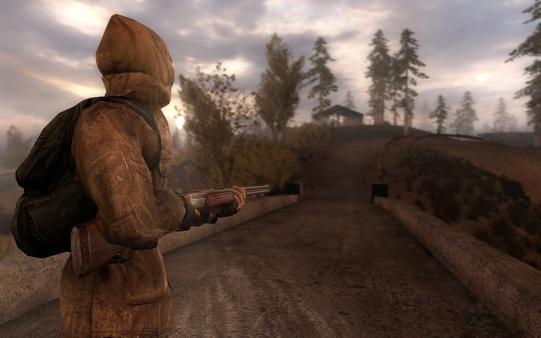 Скриншот №4 к S.T.A.L.K.E.R. Call of Pripyat