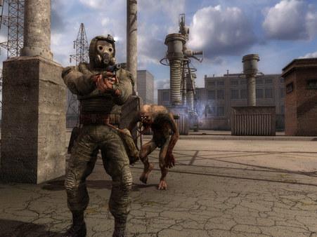 Скриншот №7 к S.T.A.L.K.E.R. Call of Pripyat
