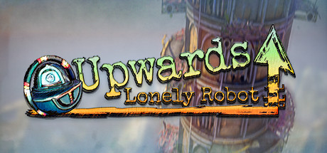 Upwards, Lonely Robot Cover Image