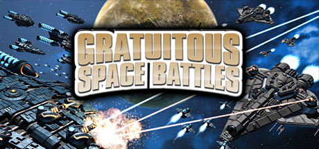 Gratuitous Space Battles Cover Image