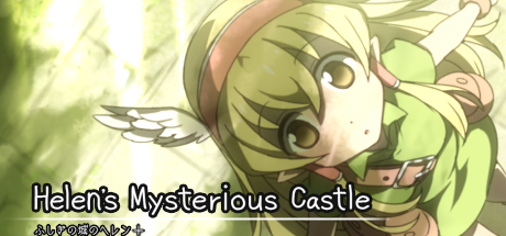 Helen's Mysterious Castle Cover Image