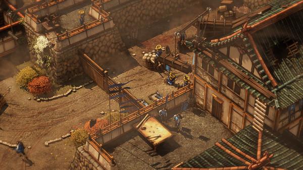 Shadow Tactics Blades of the Shogun v1.1.2 Plus 4 Trainer-FLiNG