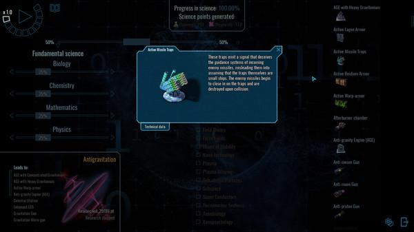 Скриншот №3 к Polaris Sector
