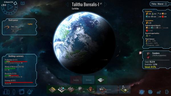 Скриншот №1 к Polaris Sector