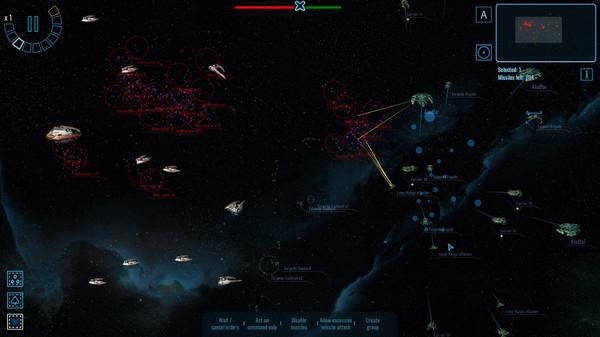Скриншот №5 к Polaris Sector